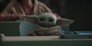 One Mandalorian Star Asked For More Baby Yoda, Because Obviously