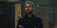 Stephen Amell Is Bloody AF In Latest Set Video From His New Wrestling Show Heels
