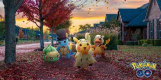 Pokemon Go Halloween 2019