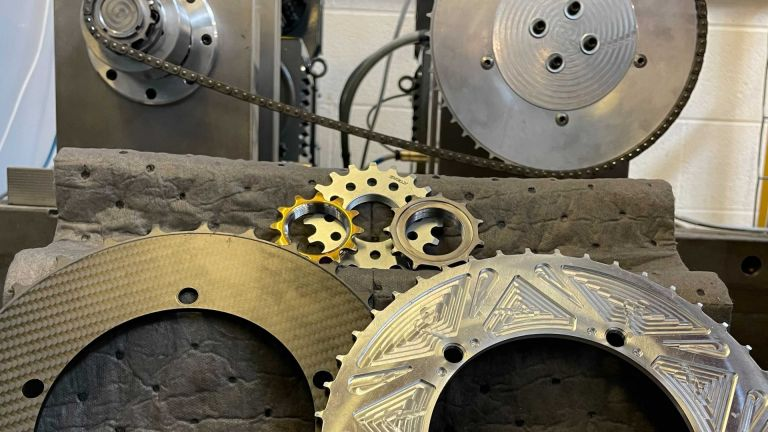 New Motion Labs chainrings