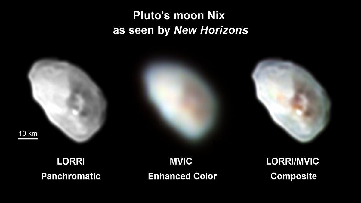 Kerberos Moon Of Plluto: Two Small Pluto Moons Get Their Close-Ups (Photos)