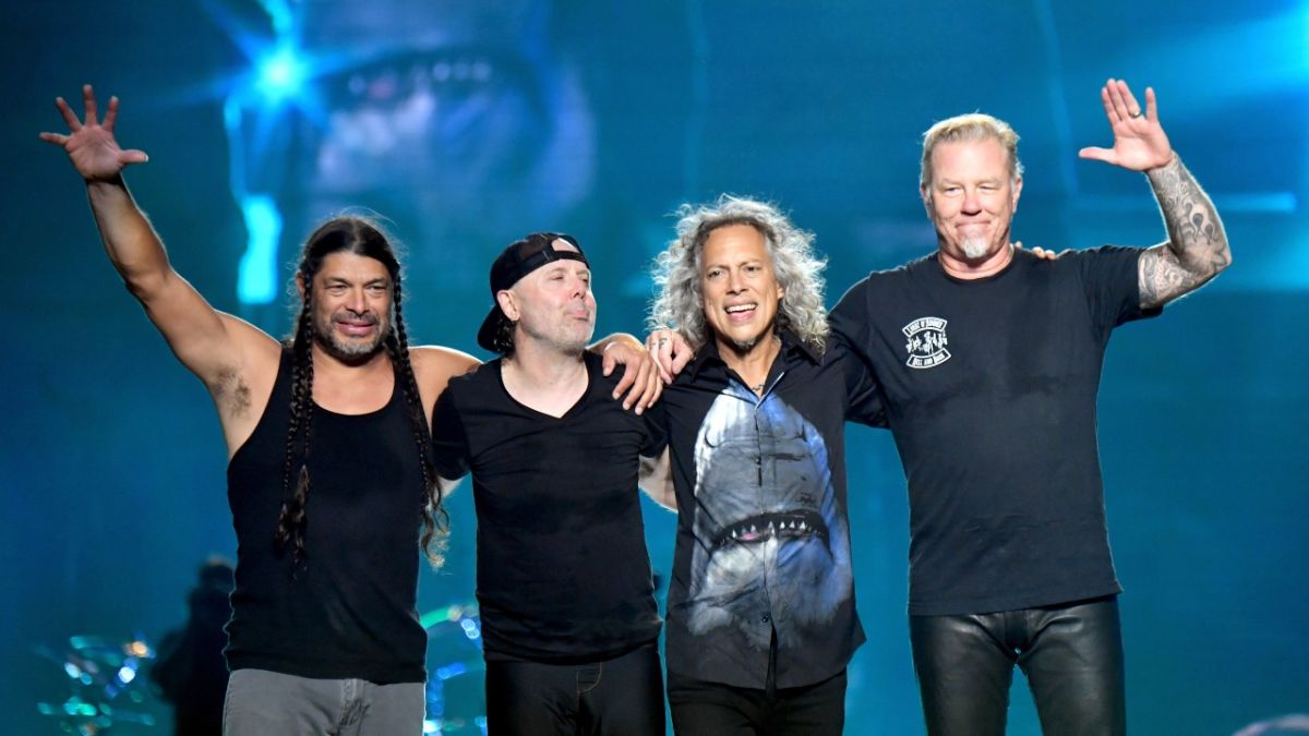 Metallica announce the launch of their own podcast with eight episodes based on The Black Album