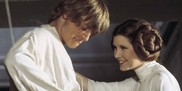 Star Wars' Mark Hamill Is Still Trying To Debunk The 'False' Luke And 'Carrie' Rumor