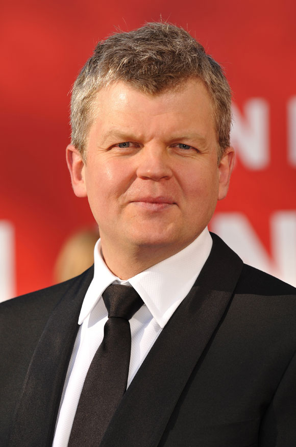 Adrian Chiles: My footie shirt saved me from jail!