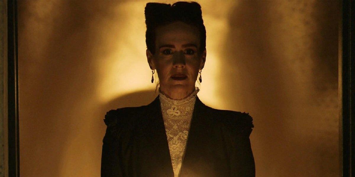 Sarah Paulson as  Wilhemina in American Horror Story Apocalypse