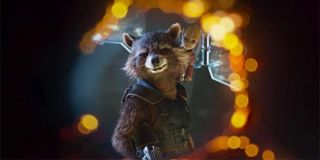 Guardians of the Galaxy Vol 2 Rocket and Groot