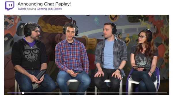 Twitch Is Adding A Questionable New Chat Feature - CINEMABLEND