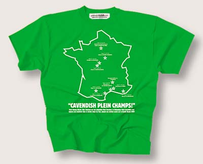 Cavendish t-shirt