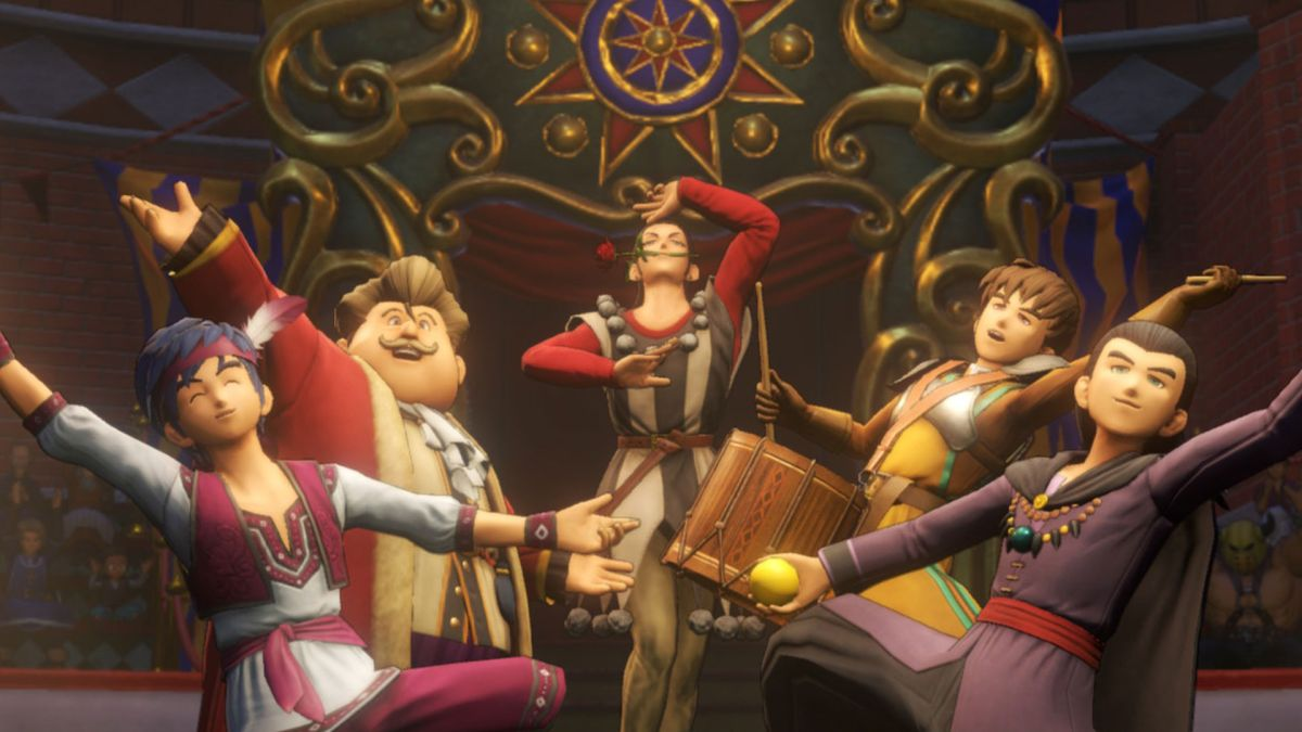 Dragon Quest 11 S Definitive Edition Review Hard Not To Recommend Over Any Other Version Gamesradar
