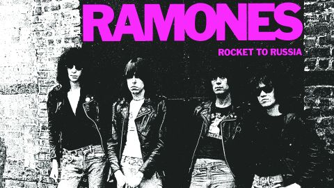 Cover art for Ramones - Rocket To Russia 40th Anniversary Deluxe Edition