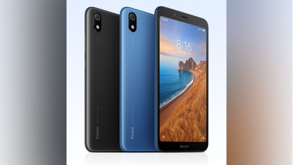 Xiaomi reveals Redmi 7A ahead of the official launch on May 28