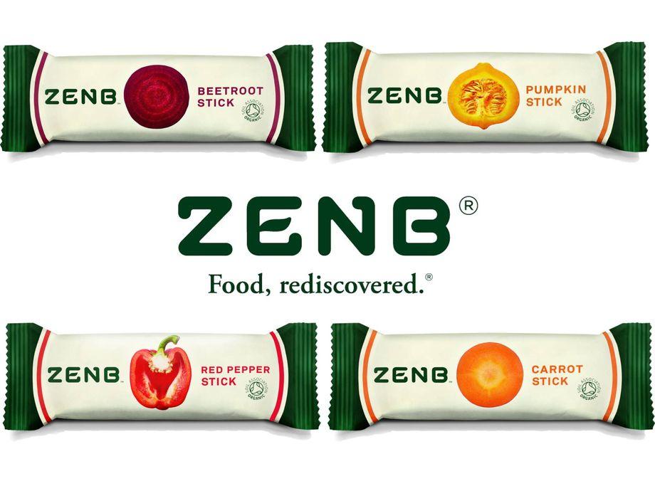 ZENB veggie sticks