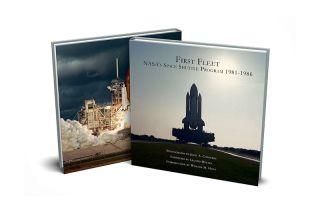 first fleet space shuttle photo book