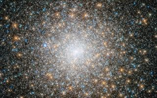 Messier 15 Star Cluster