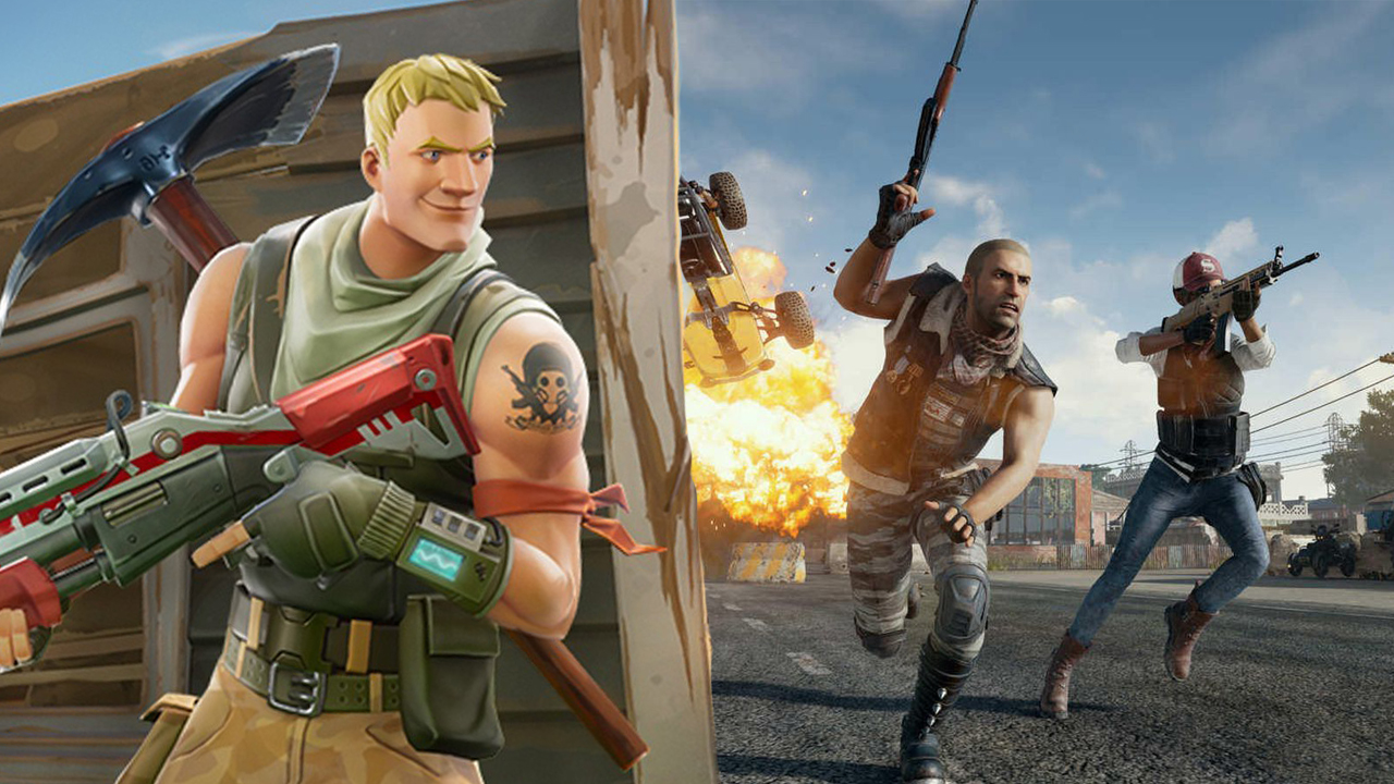 Pubg Vs Fortnite Which One Is Better Pc Gamer -