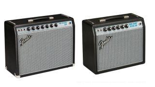 Fender '68 Custom Vibro Champ and Pro Reverb