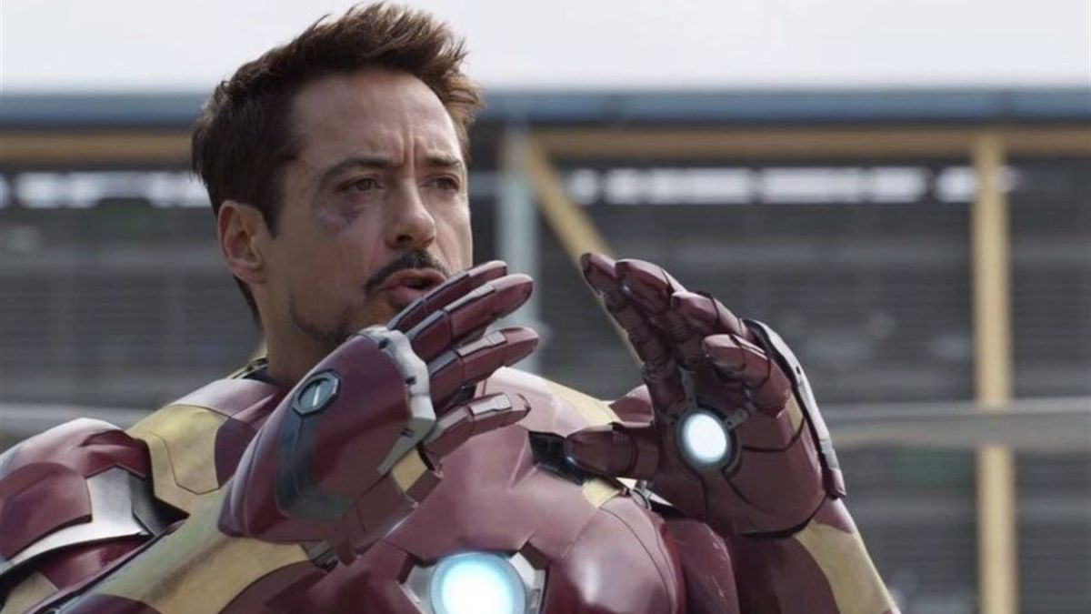 Robert Downey Jr. will play Tony Stark in an upcoming Disney+ show, according to Jeff Goldblum