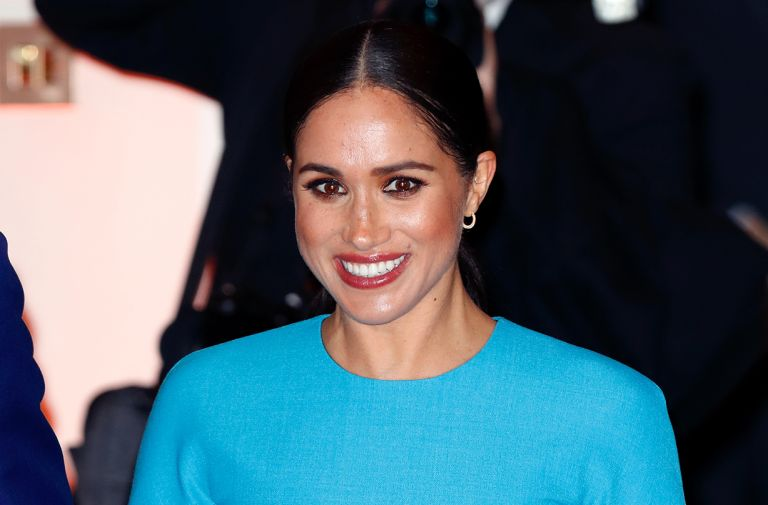 meghan markle victoria beckham turquoise dress replica