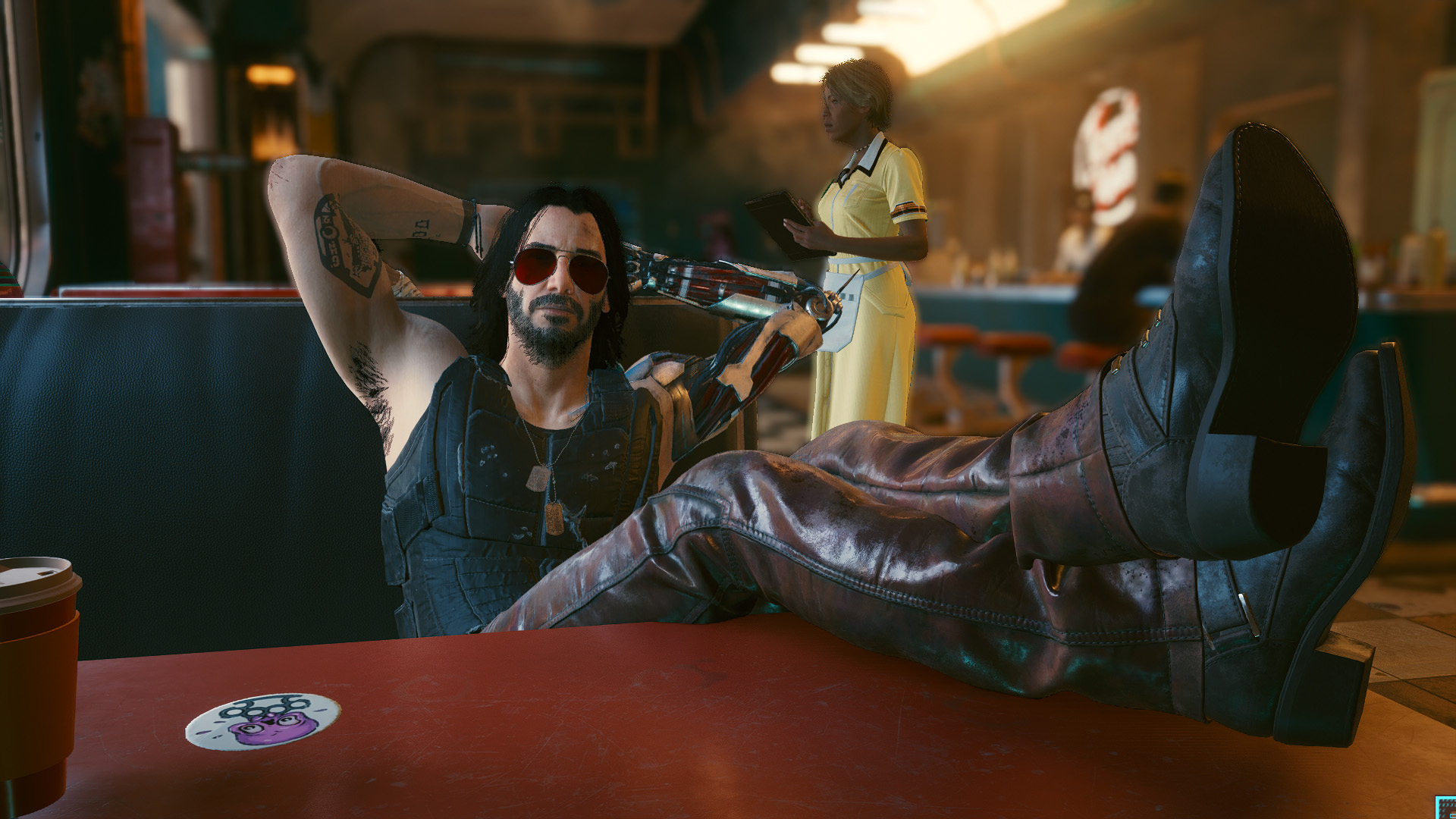 Where to find the Johnny Silverhand items in Cyberpunk 2077