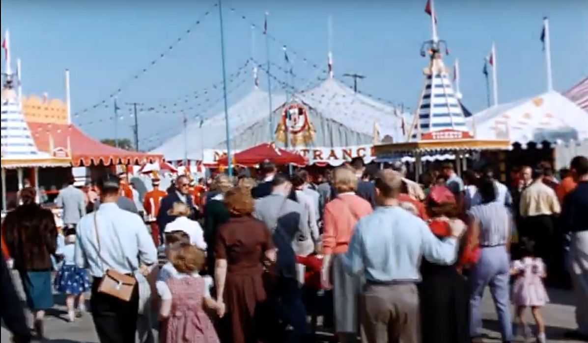 Mickey Mouse Club Circus