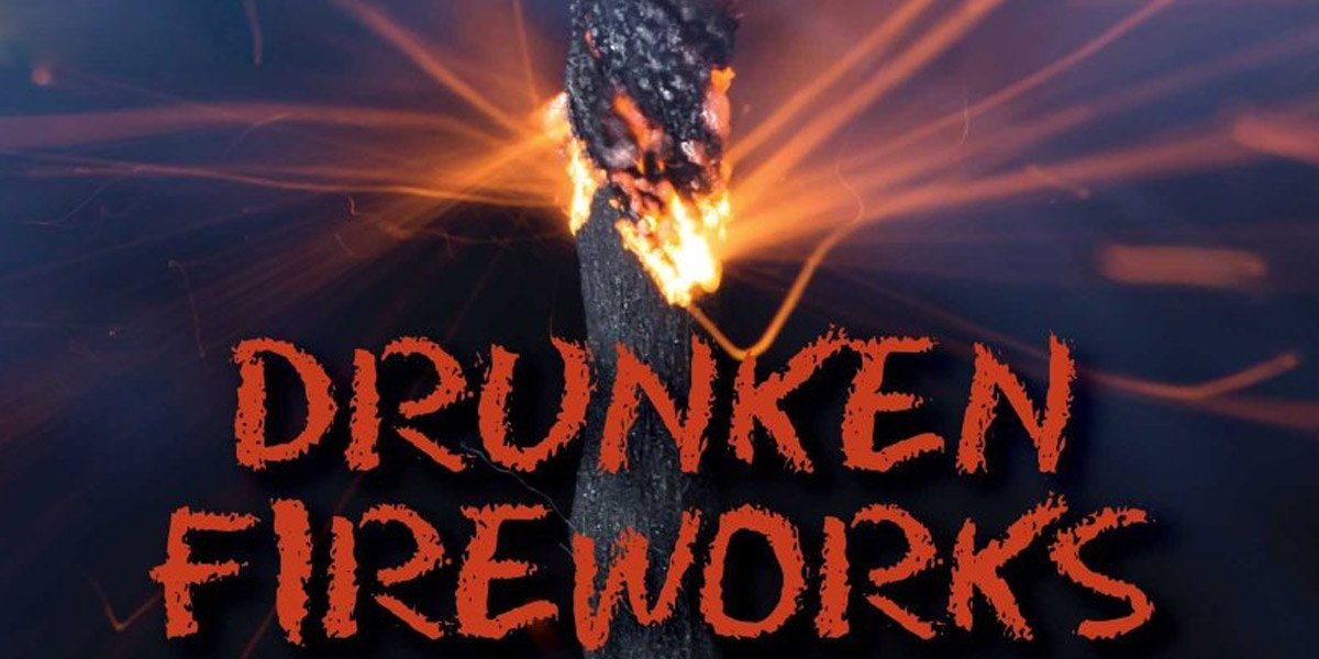 Drunken Fireworks audiobook cover
