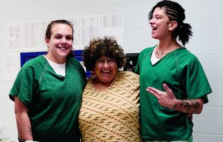 Miriam Margolyes continues her journey across America.