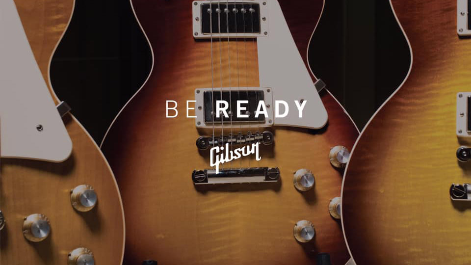 Gibson begins countdown to new electric guitar launches