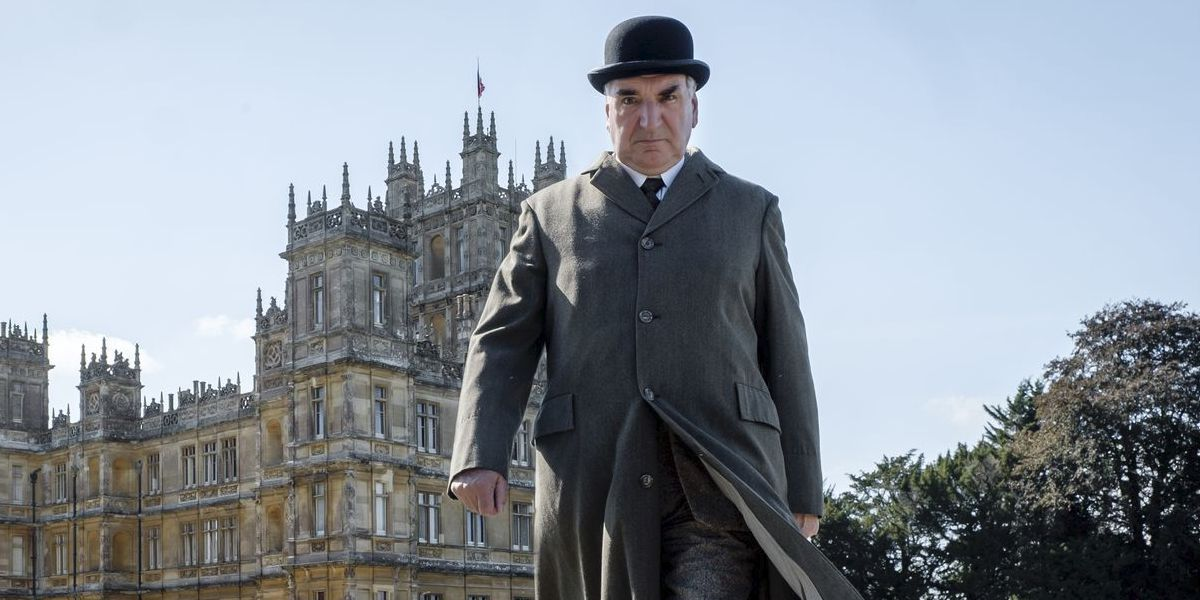 The servants of Downton Abbey