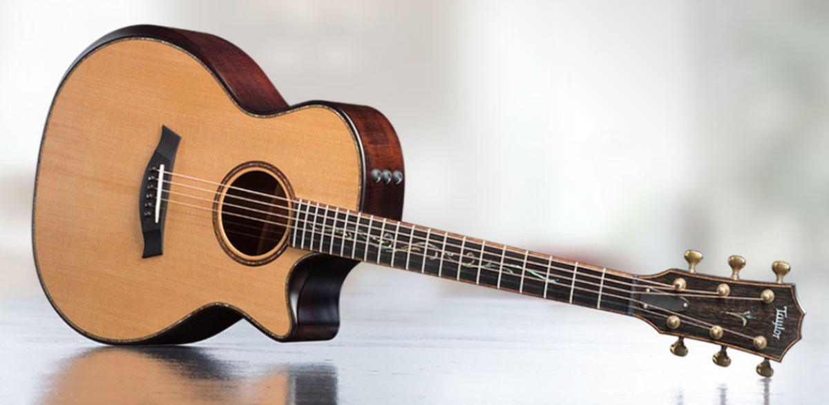 Review: Taylor Guitars Builder's Edition K14CE | Guitarworld