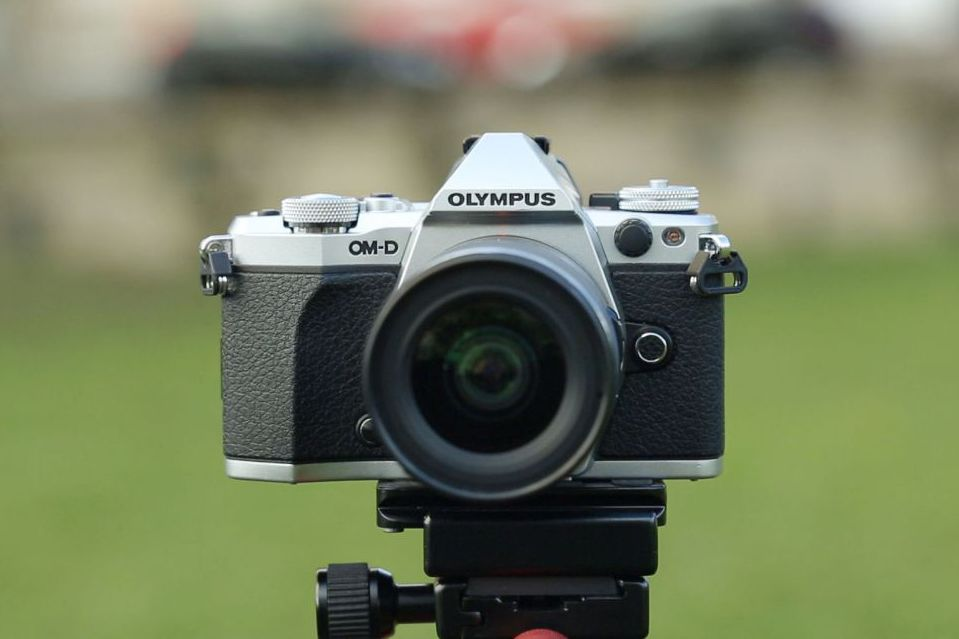 Olympus could announce the OM-D E-M5 III in October