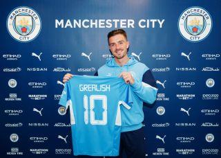 Jack Grealish, most expensive British transfer