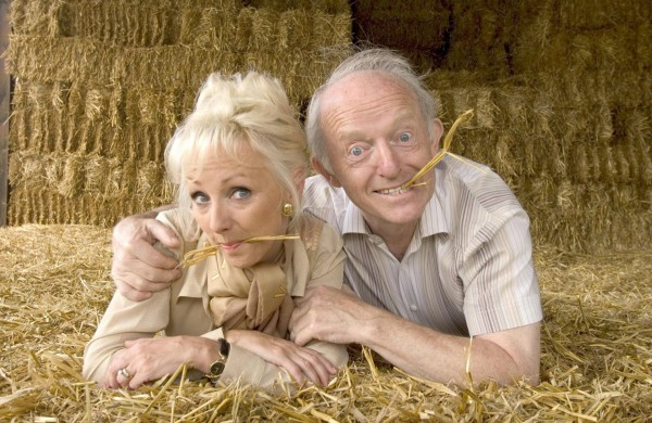 Paul Daniels and Debbie McGee