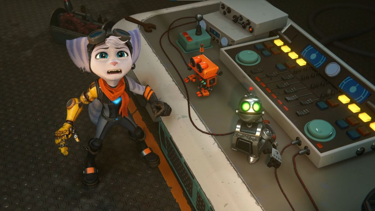 Ratchet and Clank: Rift Apart has a Hitchhiker's Guide to the Galaxy Easter egg