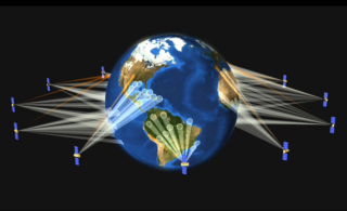 O3b Networks Satellite Constellation