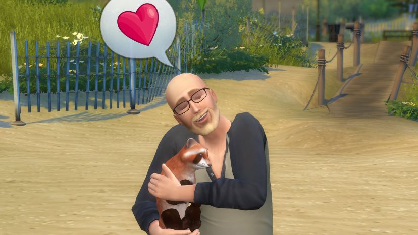 The Sims 4 'Insane' trait has been renamed to 'Erratic' | PC