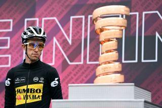 George Bennett (Jumbo-Visma) lost his GC hopes on stage 6 of the 2021 Giro d'Italia