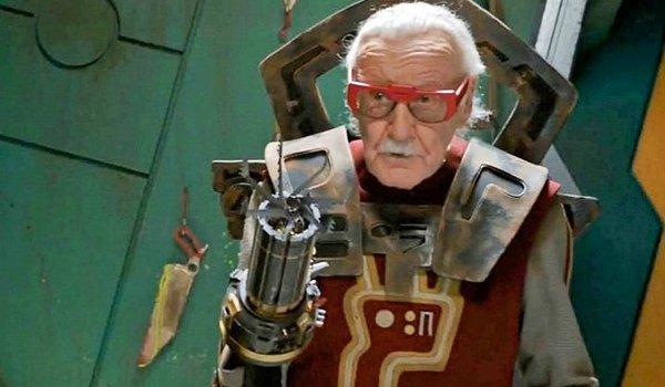 Stan Lee In Thor: Ragnarok