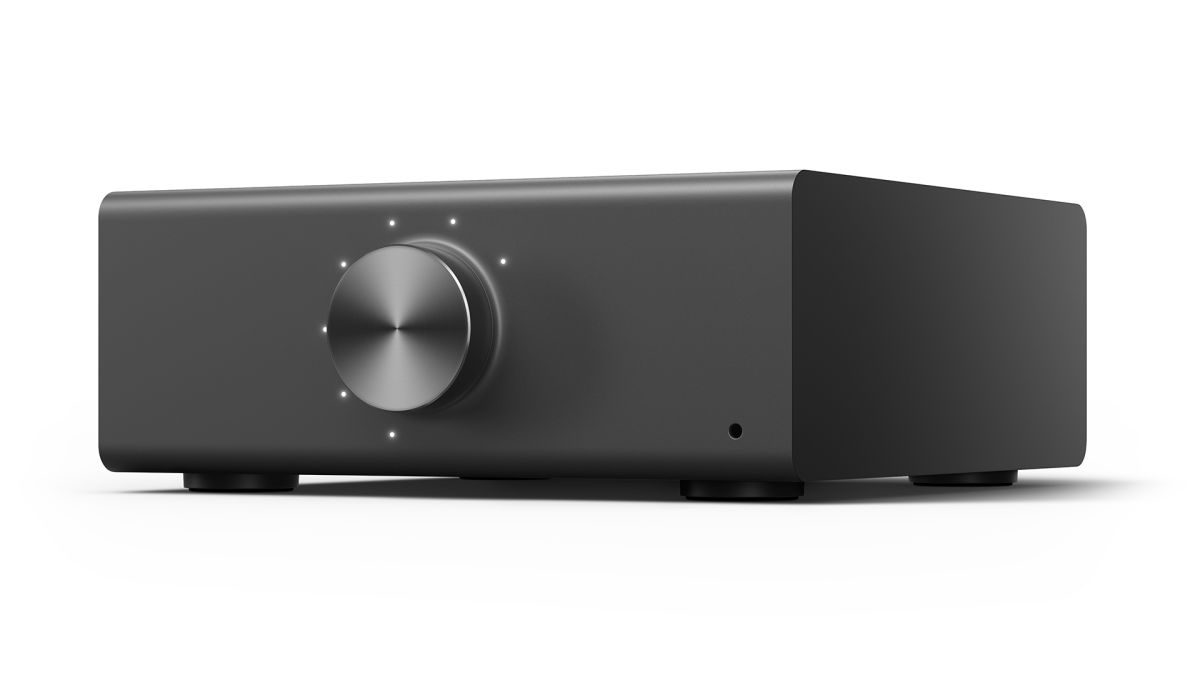 Echo Link Amp Stream and amplify hi-fi music to your speakers