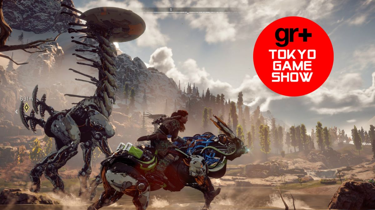 Horizon: Zero Dawn TGS trailer shows what the world was like before it was filled with robot dinosaurs