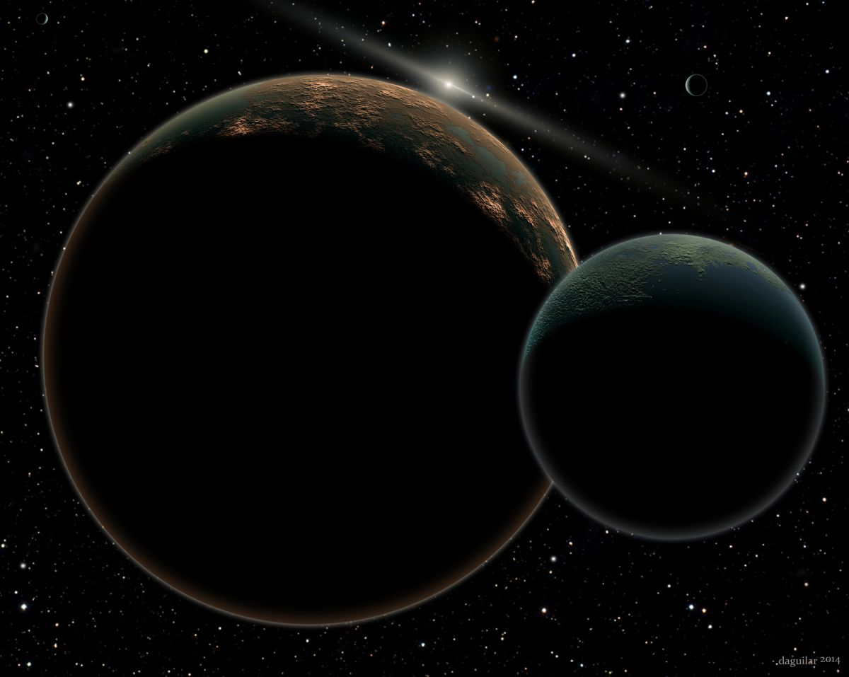 why is pluto no longer a planet bbc news - HD 1200×957