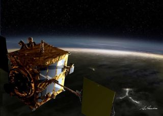 "Japan's Venus Climate Orbiter ""Akatsuki"" will both the atmosphere and surface of Venus."