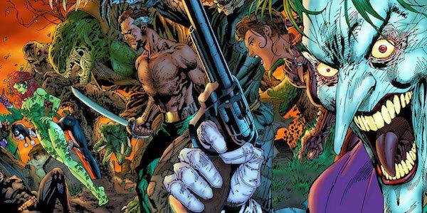 Batman villains comics