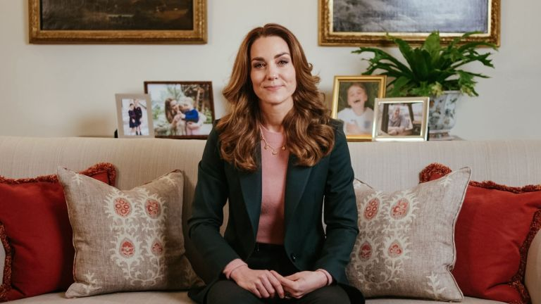 Catherine, Duchess of Cambridge reveals that she will be announcing the results of her public survey '5 Big Questions on the Under Fives' later this week in a video posted on social media, on November 23