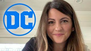 DC senior editor Katie Kubert