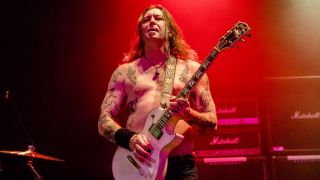 Matt Pike of High On Fire/Sleep