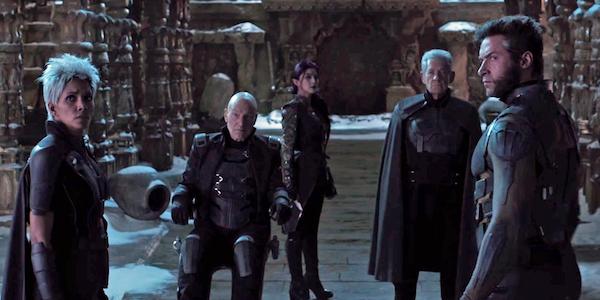 original cast Halle Berry, Patrick Stewart, Ian McKellan, Hugh Jackman in Days of Future Past