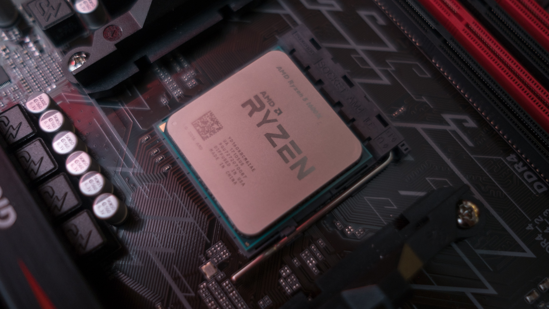 Amd Ryzen 5 1600x Review Techradar