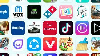 Sovelluksia Huawei App Gallery -kaupassa