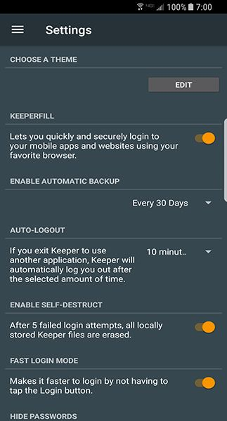 Keeper Password Manager: Security Minded | Tom's Guide