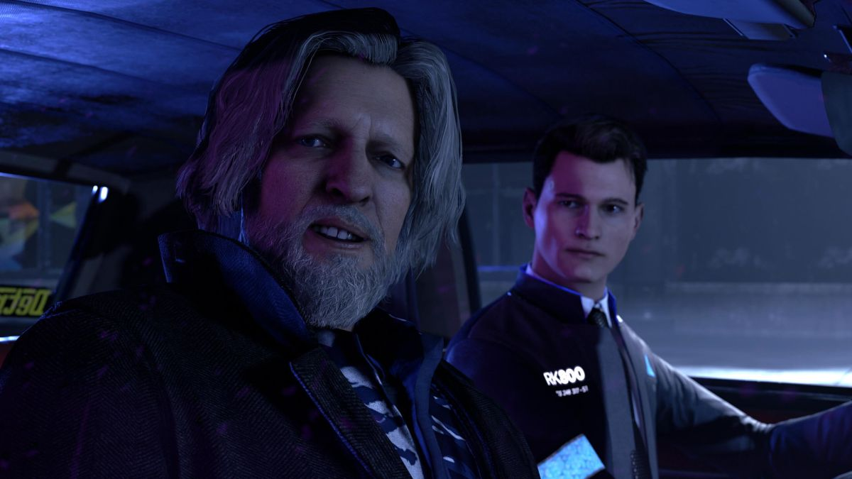 Detroit: Become Human system requirements are out, but there's still no demo
